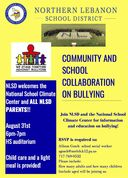 Community and School Collaboration on Bullying