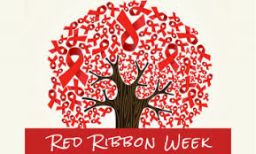 Red Ribbon Week is on it's way.........