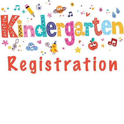 2021-2022 Kindergarten Registration is Now Open