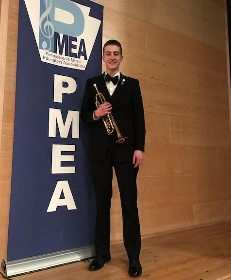 Seth Long Moves on to Regional Orchestra